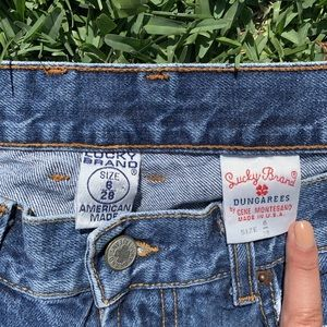 Lucky Brand Jeans - LUCKY BRAND🍀DUNGAREES CLASSIC MEDIUM WASH JEANS